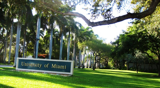 Special Offer For University of Miami Students