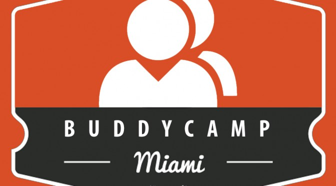 First Round of BuddyCamp Miami Speakers Announced