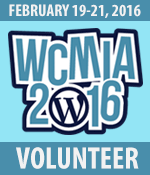I am Volunteering at WordCamp Miami 2016